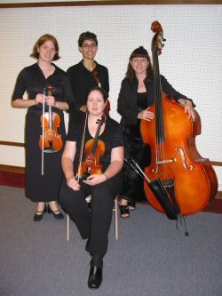 Photos of the Quartet